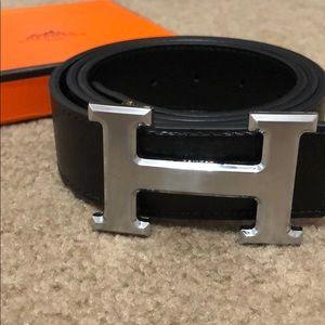 Black H Belt